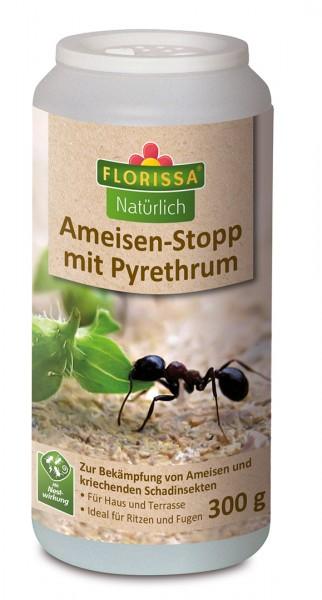 Ameisen-Stopp mit Pyrethrum