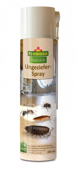 Ungeziefer-Spray