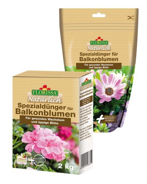 Spezialdünger für Balkonblumen
