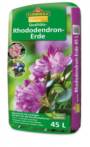 Rhododendron-Erde