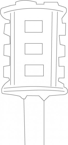 LED G4 - 4W