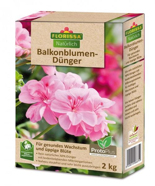 Balkonblumen-Dünger